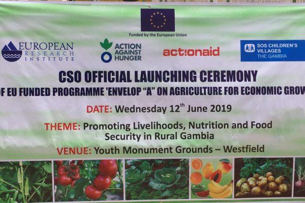 "Envelop ""A"" on agriculture: il lancio ufficiale"